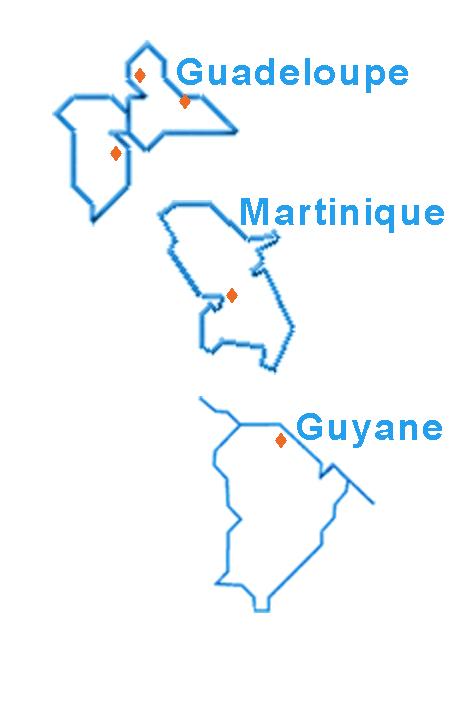 Site de rencontre antilles guyane